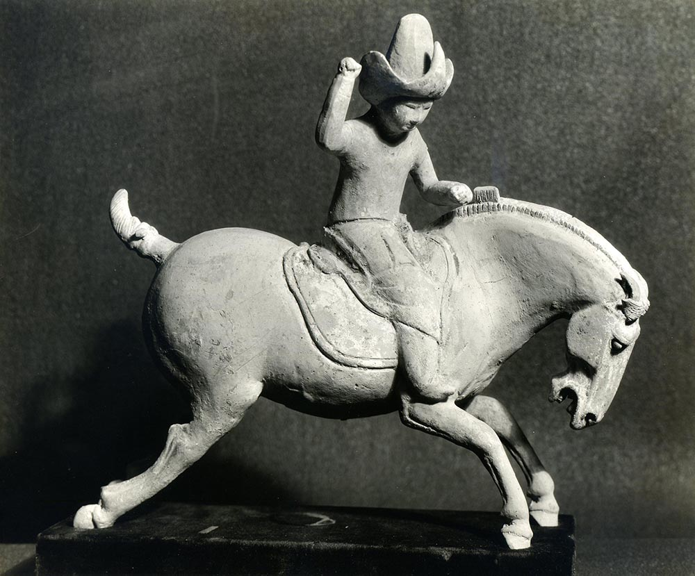 Ex.Coll.HC.S.1927.04.(TC), Horse and Rider