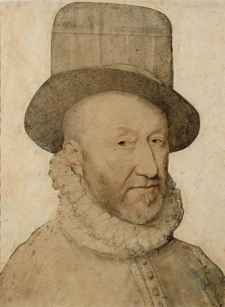 HC.D.1921.04.(Cr), Portrait of the Maréchal de Montluc