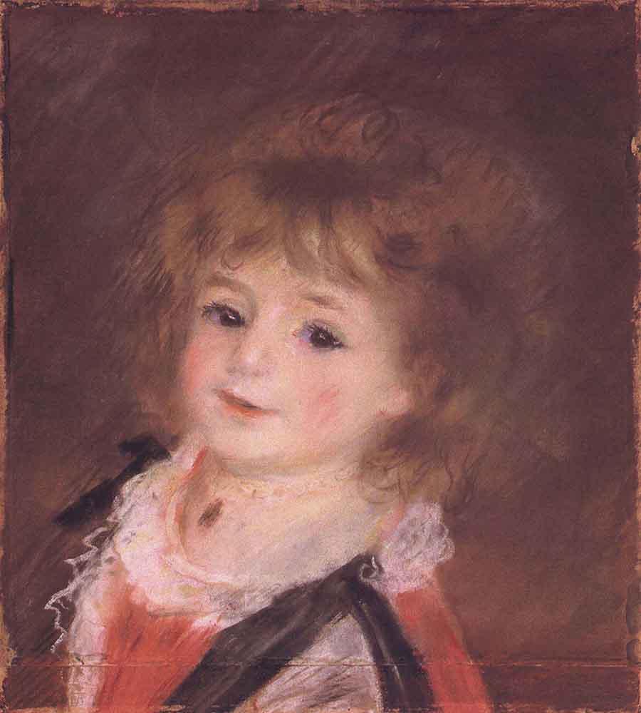 HC.D.1924.02.(P), Head of a Child