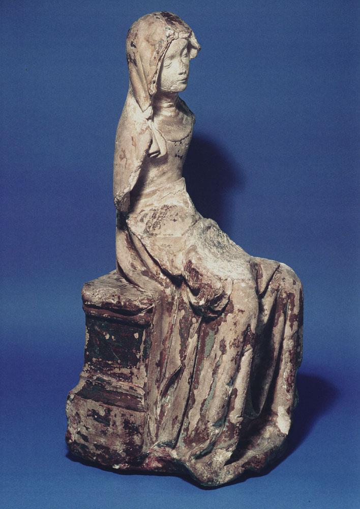 HC.S.1919.001.(S), Virgin from a Pietá