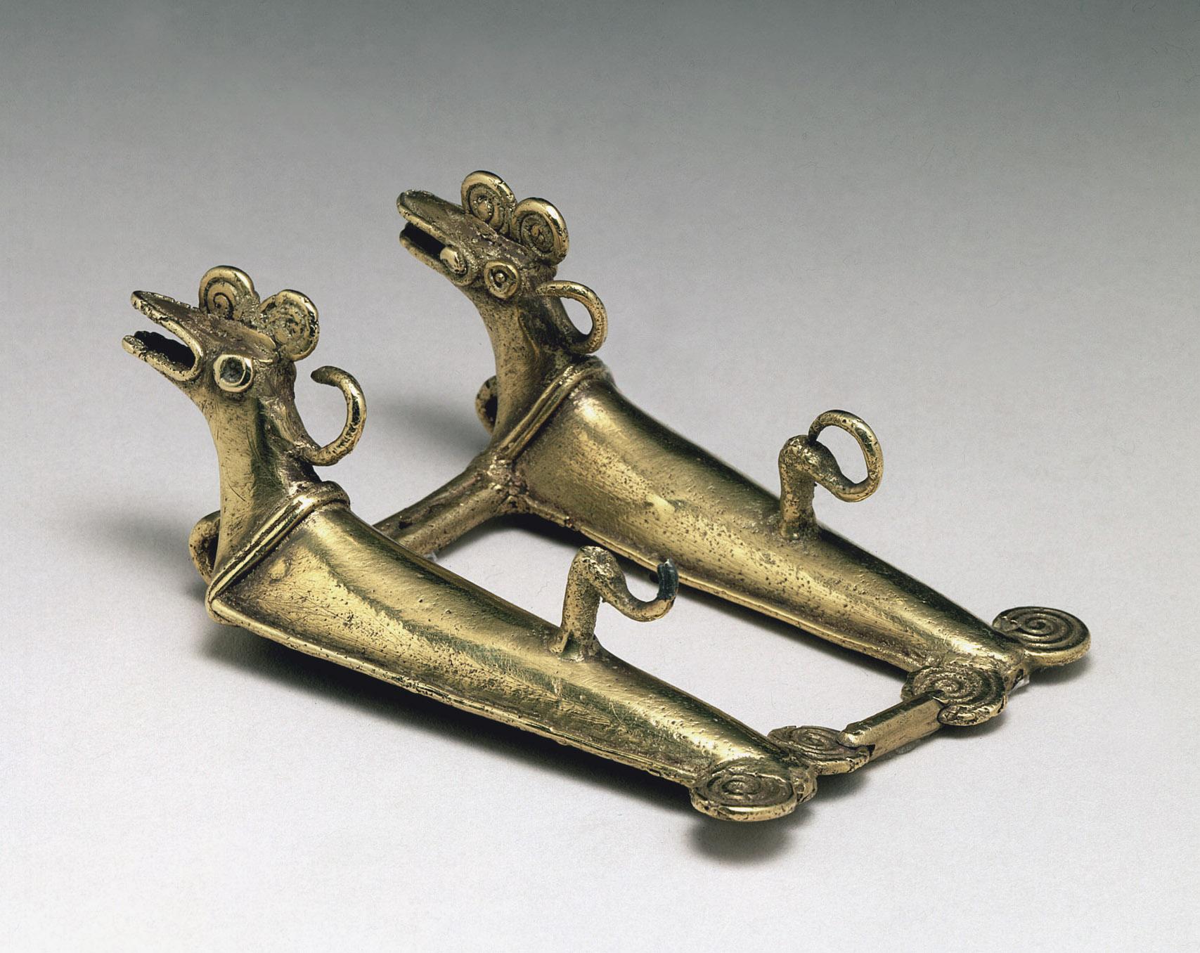 PC.B.396, Twin Animal Pendant