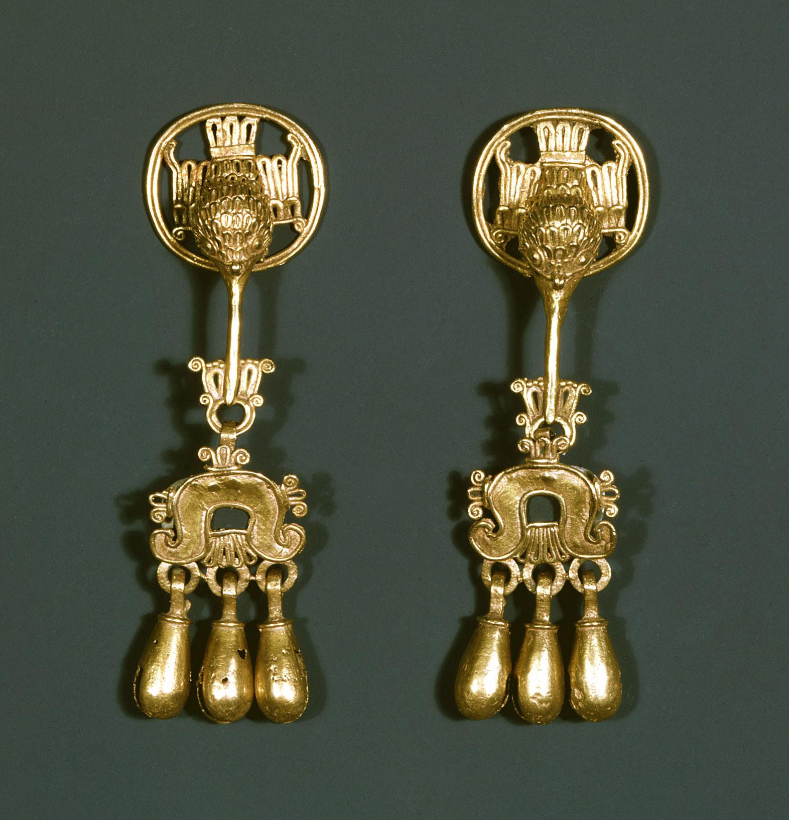 PC.B.101, Pair of Earrings