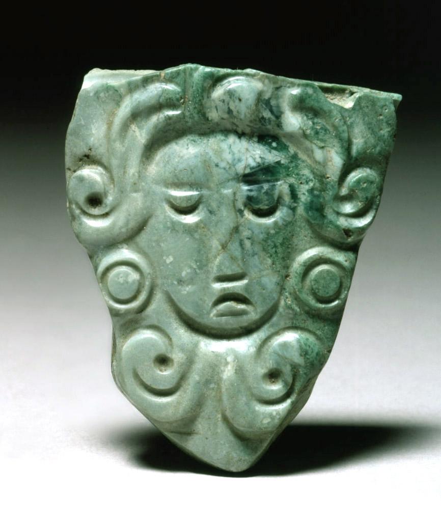 PC.B.160, Pendant of Maize Deity