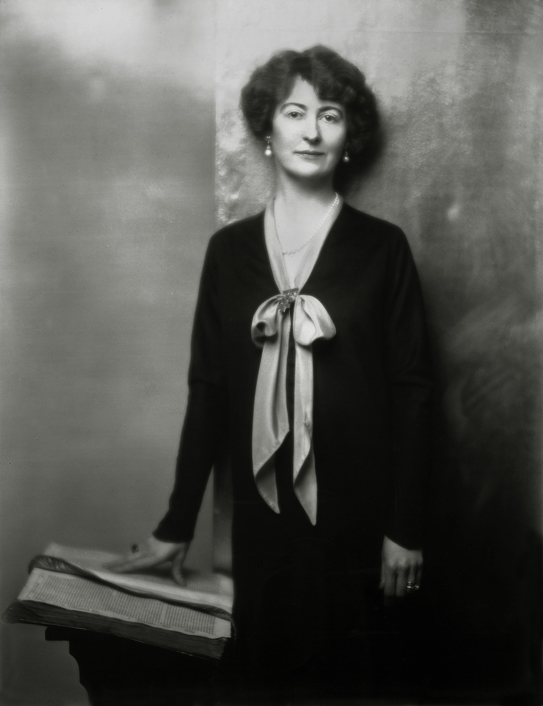 Mildred Barnes Bliss