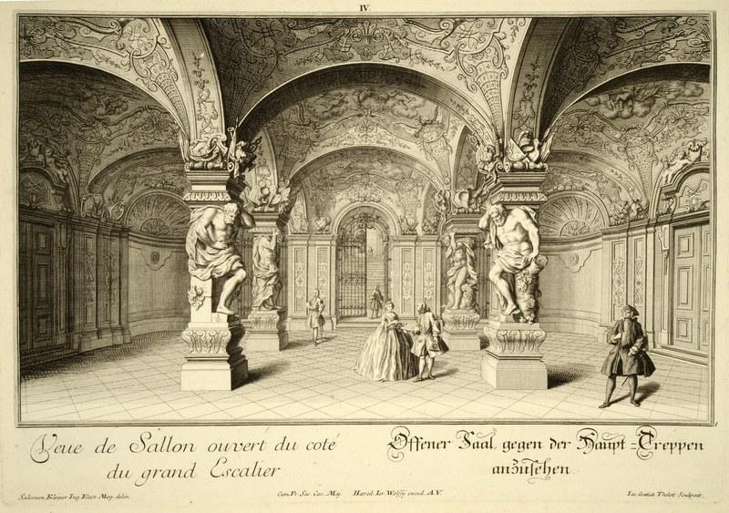 Upper Belvedere Entrance Hall
