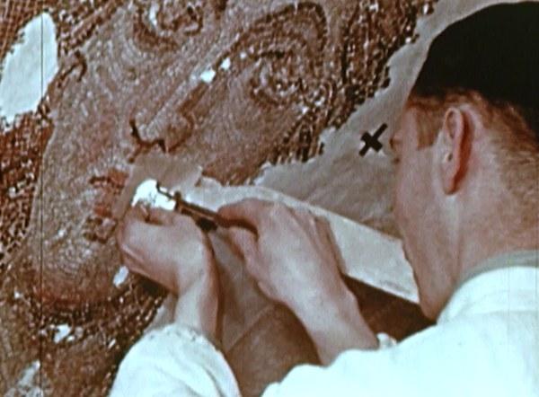 Hagia Sophia: Conservation Techniques for Mosaics, Part 1
