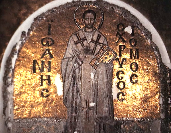 Hagia Sophia: Restoration of the North Tympanum Mosaics, Part 1