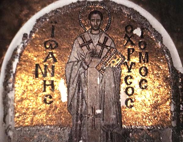 Hagia Sophia: Restoration of the North Tympanum Mosaics, Part 1