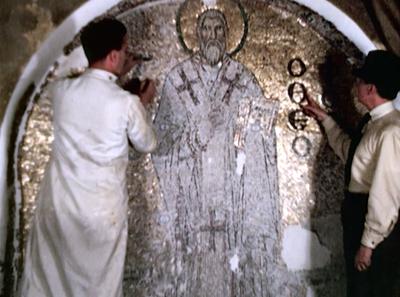 Hagia Sophia: Restoration of the North Tympanum Mosaics, Part 3