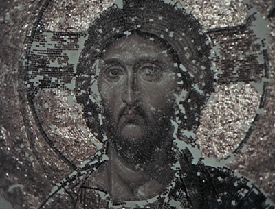 Hagia Sophia: South Gallery Imperial Portraits