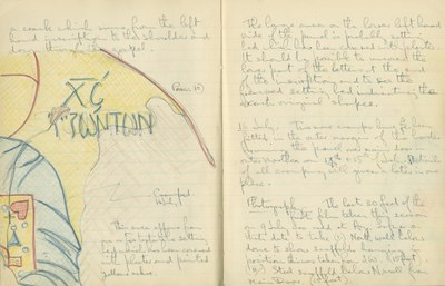 Ernest Hawkins: Notebook Entry for July 16, 1948