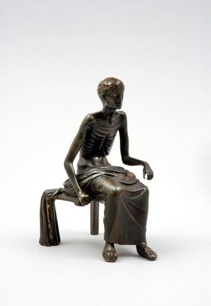 Emaciated Man