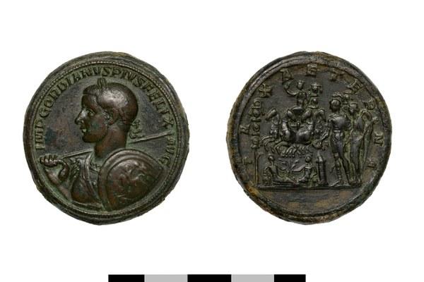 Medallion of Gordianus III