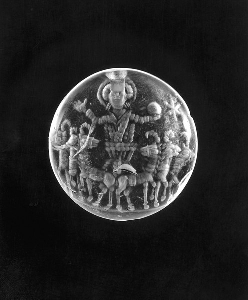Pendant with Chi-Rho