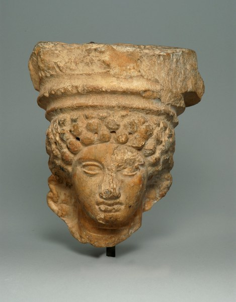 Head of a Caryatid