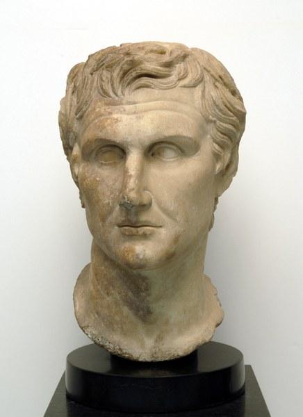 Portrait of Menander