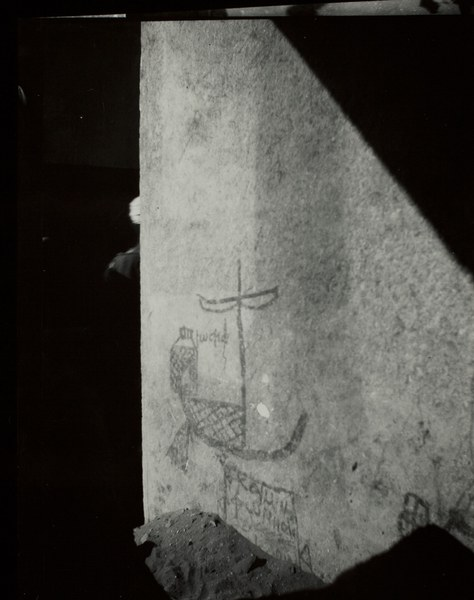 Graffiti at Abydos