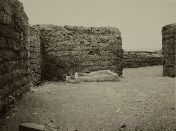 Main city, House N49.12, central room, looking north