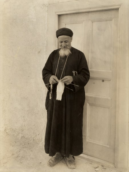 Abbot of Monastery of Saint Anthony