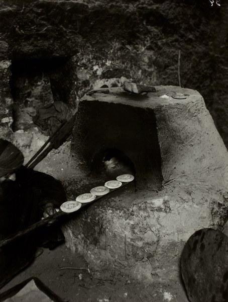 Baking the Holy Bread (Kurban)