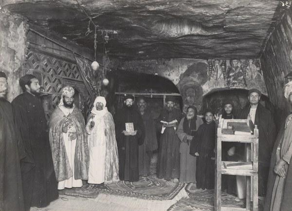 Divine Service, Cave Church of Saint Paul