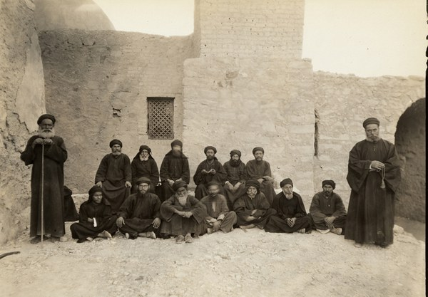 Monks of Monastery of Saint Paul
