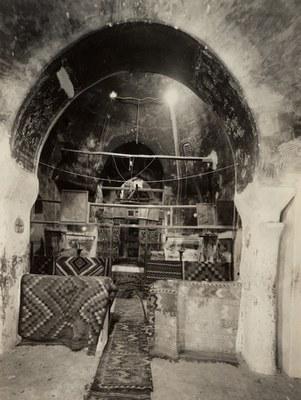 Interior of Church of Saint Anthony