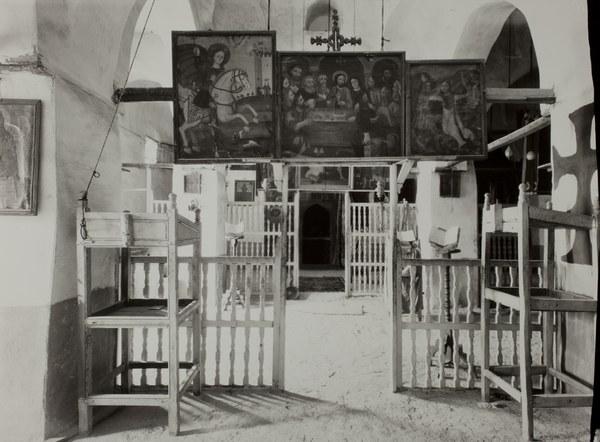 Interior of the Church of Saint Mark