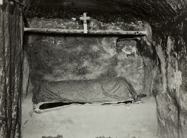 St. Paul's Tomb