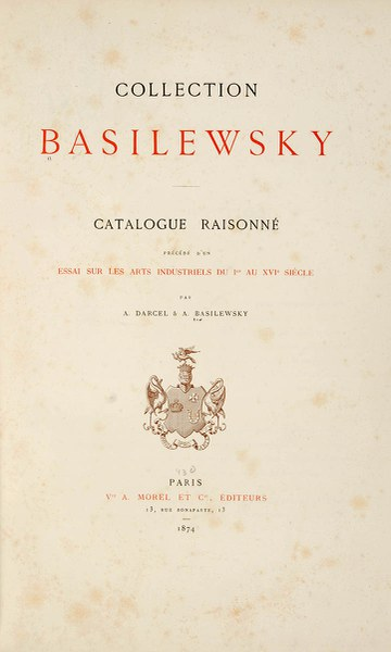 The Basilevsky Collection