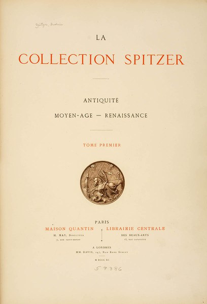 The Spitzer Collection