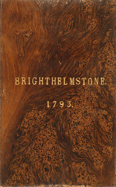 A description of Brighthelmstone, and its vicinity.
