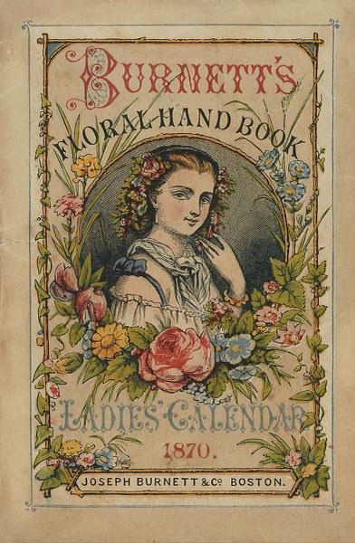 Burnett's floral hand-book and Ladies' calendar