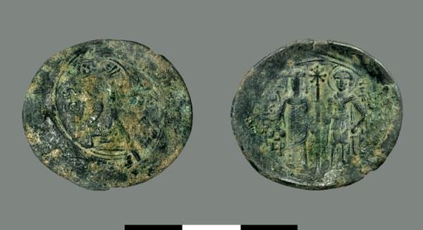 Aspron trachy of Ivan II Asen (1218-1241)