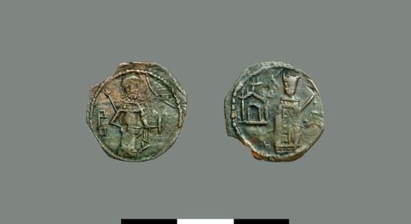 Assarion of John V Palaiologos and Anna of Savoy (1341-1391)