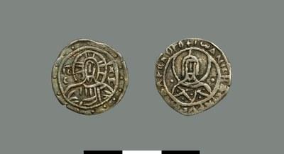 Half-stavraton of John VII Palaiologos (1390)
