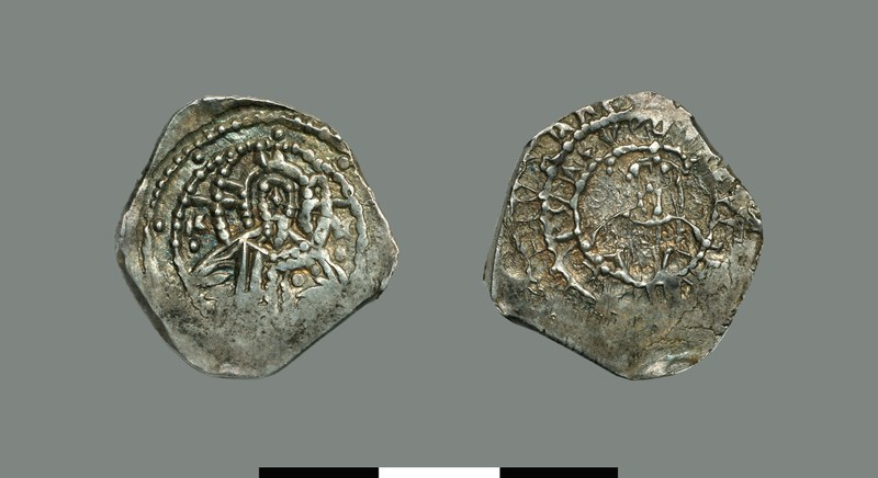 Stavraton of Constantine XI Palaiologos (1449-1453)