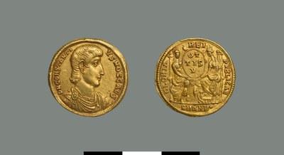 Solidus of Constantius Gallus (351-354)