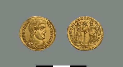 Solidus of Decentius (351-353)