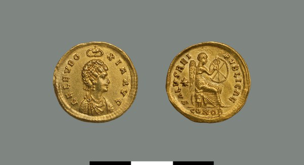 Solidus of Eudoxia (400-404)
