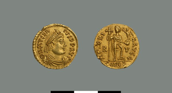 Solidus of Glycerius (473-474)