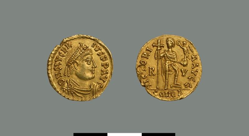 Solidus of Glykerius (473-474)