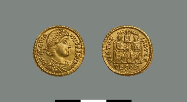 Solidus of Gratian (367-383)