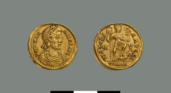 Solidus of Johannes (423-425)