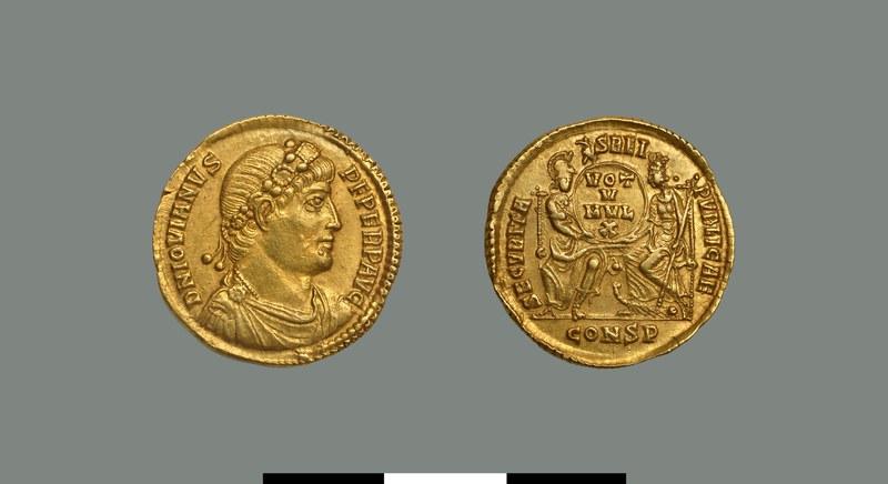 Solidus of Jovian (363-364)