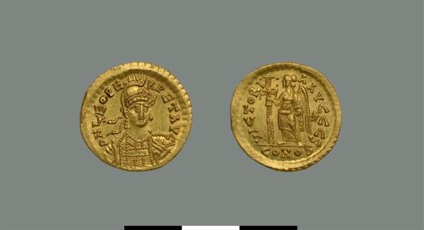 Solidus of Leo I (457-474)