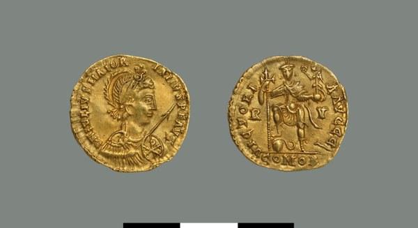 Solidus of Majorian (457-461)