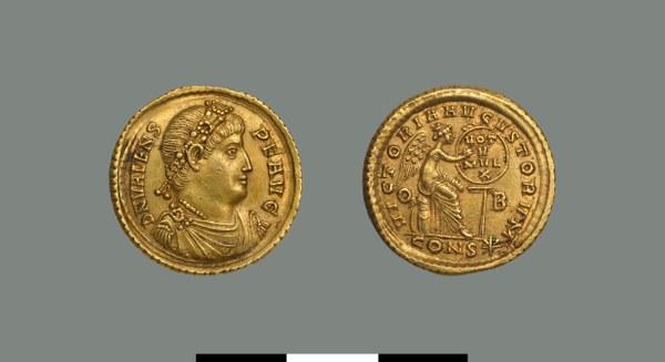 Solidus of Valens (364-378)