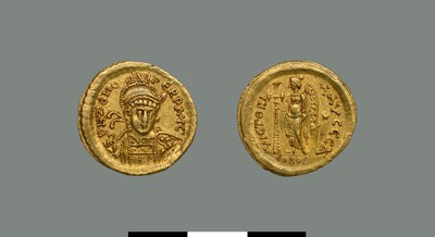 Solidus of Zeno (476-491)