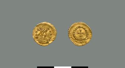 Tremissis of Verina (457-484)